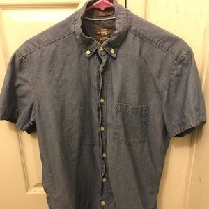 H&M Short Sleeve Button-Up